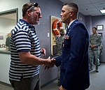 Bailey promoted to colonel (29903676538).jpg