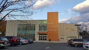 Bala Cynwyd, Pennsylvania - Bala Cynwyd Library