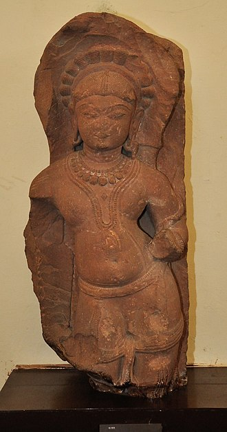 Balarama - Balarama from Mathura, Early Medieval period (8th-13th century CE).