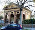 Baldassarre peruzzi, cappella del santo sepolcro, 1604.JPG