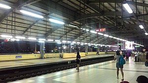 Balintawak Station night.jpg