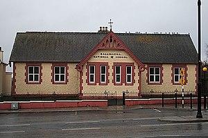 Ballinakill - Image: Ballinakill National School geograph.org.uk 633266