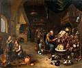 Balthasar van den Bossche - An Alchemist in His Laboratory.jpg