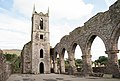 Baltinglass Abbey Nave 2016 09 15.jpg