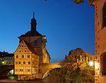 Bamberg Altes Rathaus BW 4.JPG