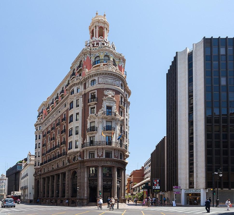 Banco de Valencia, Valencia, España, 2014-06-30, DD 135
