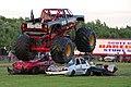 Bandit Monster Truck at Scott May's Daredevil Stunt Show, Musselburgh, Edinburgh (2634252869).jpg