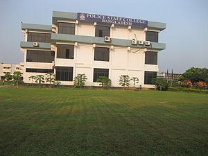 Police Staff College, Bangladesh - Wikipedia