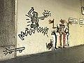 Banksy - Basquiat - London Barbican - September 2017 - 02.jpg