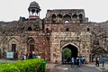 Bara Darwaza or Main Entrance Gate, Purana Qila (01).jpg
