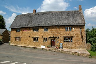 Barford St. Michael - The George Inn