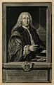 Baron Albrecht von Haller. Mezzotint by J. J. Haid after C. Wellcome V0002516.jpg
