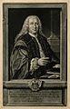 Baron Albrecht von Haller. Mezzotint by J. J. Haid after C. Wellcome V0002516.jpg