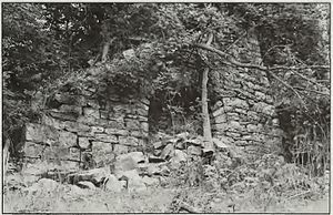 Barree Forge and Furnace - Ruins, c. 1991