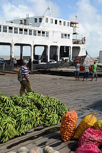 Cuyuni-Mazaruni - Image: Bartica, Guyana (12179701606)