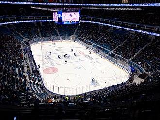 Barys Astana - Barys Arena, current home of Barys