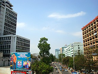 Basheerbagh - Basheerbagh skyline