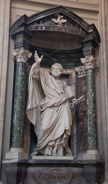 File:Basilica di San Giovanni in Laterano - Petrus.jpg
