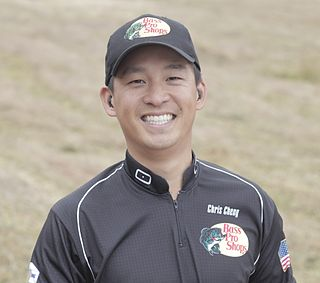 Chris Cheng American sport shooter