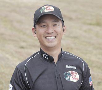 Chris Cheng - Image: Bass Pro pic