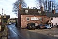 Bathurst Arms and village street, North Cerney. - geograph.org.uk - 286461.jpg