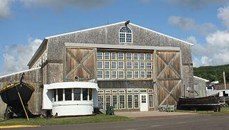 Bayfield, Wisconsin - Bayfield Maritime Museum