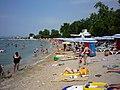 Beach strand Crikvenica 01 - panoramio.jpg