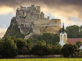 Beckov Castle castle