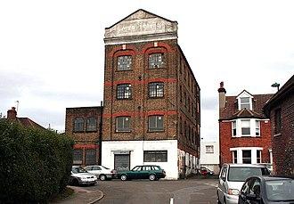 Beddington - Beddington Mill in 2010