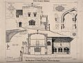 Bede House (or Brother's Hospital), Stamford, Linclonshire; Wellcome V0014516.jpg
