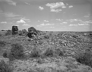National Register of Historic Places listings in McKinley County, New Mexico - Image: Bee Burrow Archeological District