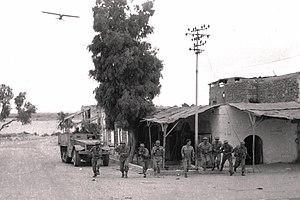 1948 in All-Palestine (Gaza) - Image: Beersheba 1948