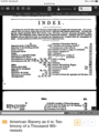 Beginning of index of American Slavery As It Is, 1839.png