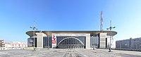 Belgrade Arena, south entrance 1, Feb 2011.jpg