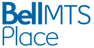 Bell MTS Place - Image: Bell MTS Place Logo