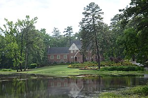 National Register of Historic Places listings in Jefferson County, Arkansas - Image: Bellingrath House