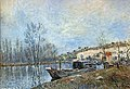 Bemberg Fondation - Les bords du loing vers Moret - Alfred Sisley 1883.jpg