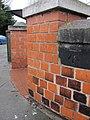 Bench mark in Shavington Avenue - geograph.org.uk - 2334834.jpg