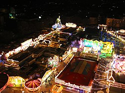 Bend aachen fairground night germany.jpg