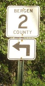 List of county routes in Bergen County, New Jersey - Wikipedia, the ...