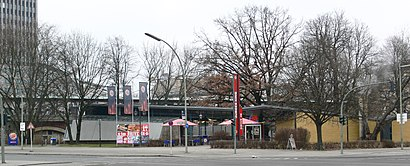 How to get to Berlin Pavillon with public transit - About the place