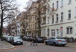 Werderstraße in Berlin