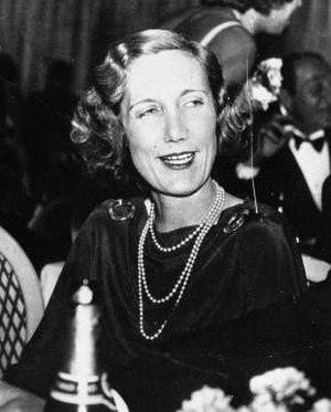 Beryl Markham - Image: Beryl Markham 1936