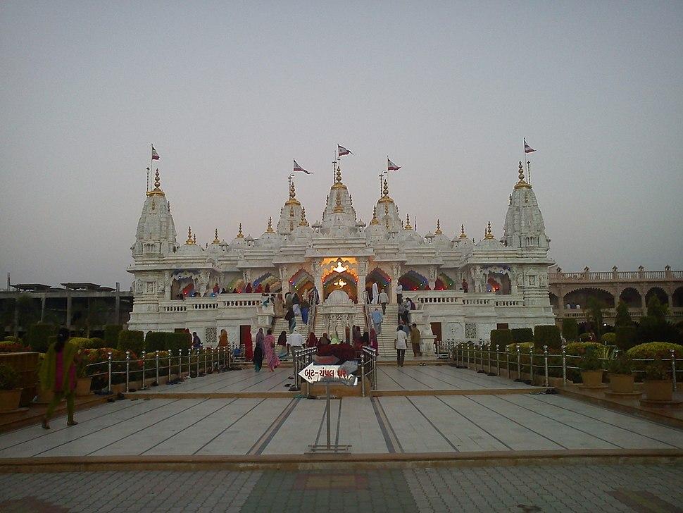 Bhuj- swaminarayan temple