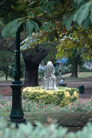 Biarritz jardin public