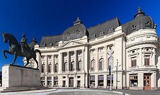 Bucharest Capital of Romania