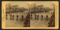Bicycle Club, World's Fair Dedication parade, Chicago, U.S.A, from Robert N. Dennis collection of stereoscopic views.png