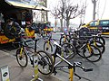 Bicycles, Cervélo, 2021 Paris-Nice.jpg