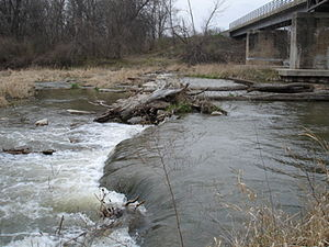 Big Bureau Creek in a rough area.jpg