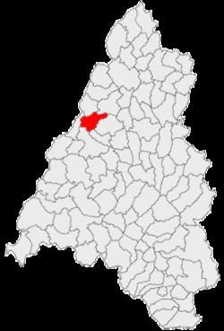Vị trí của Biharia